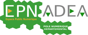 logo EPN adea prêt de matériel