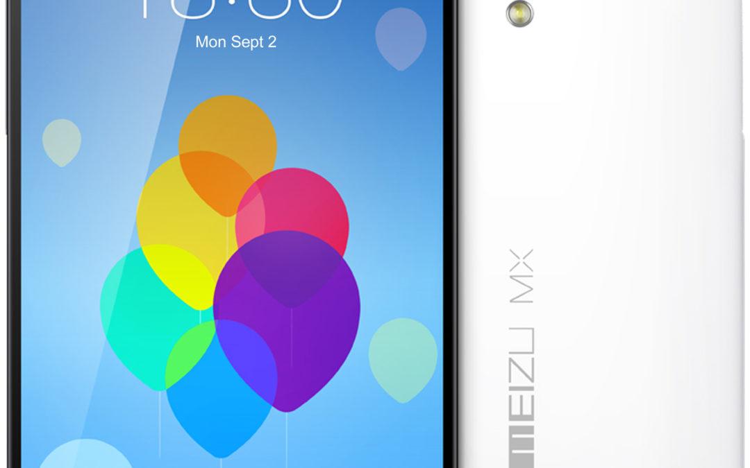 Le Smartphone Meizu MX3 sous Ubuntu